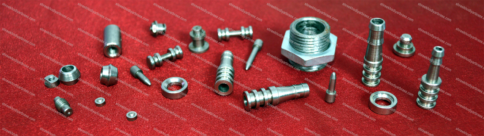 Manufacturer of all kinds of SS, Stainless steel components, Automobile Parts