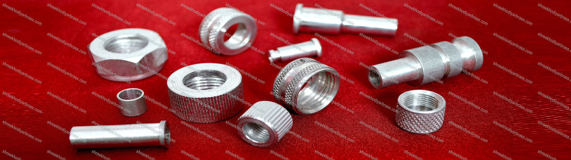 Aluminium auto parts, automotive components